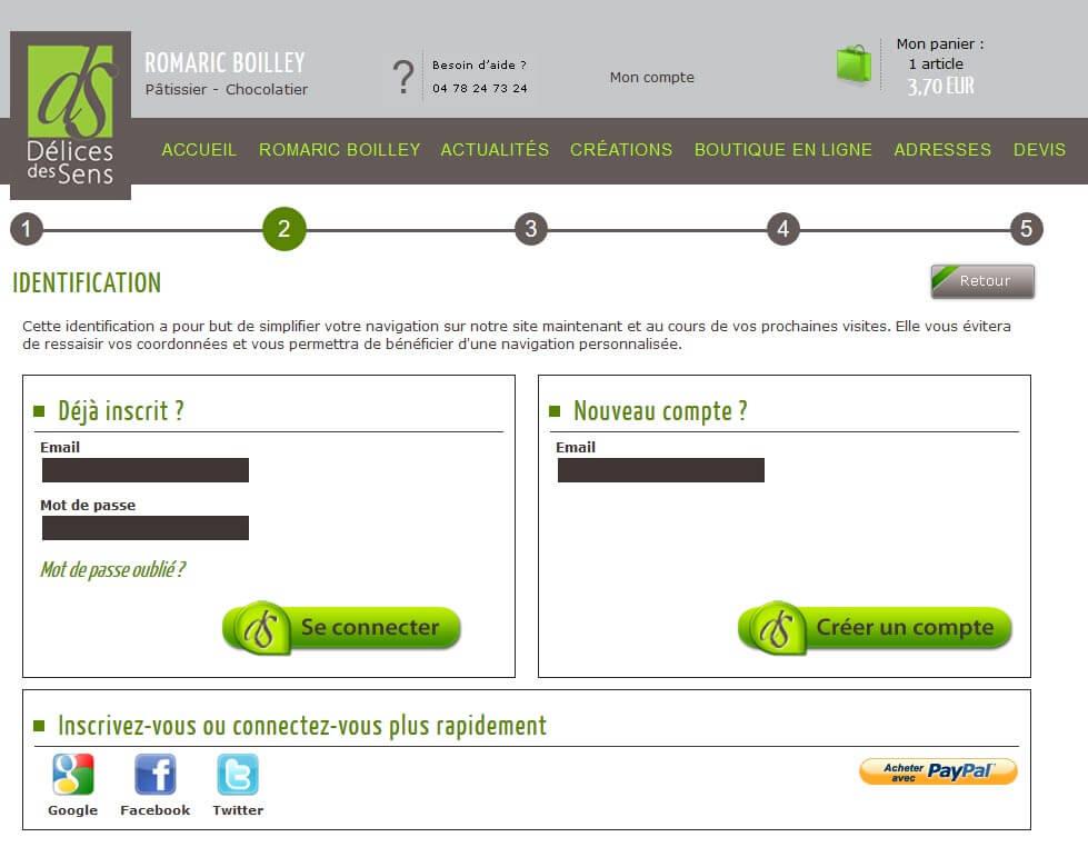 Partenaire OXATIS site vente en ligne Lyon 6