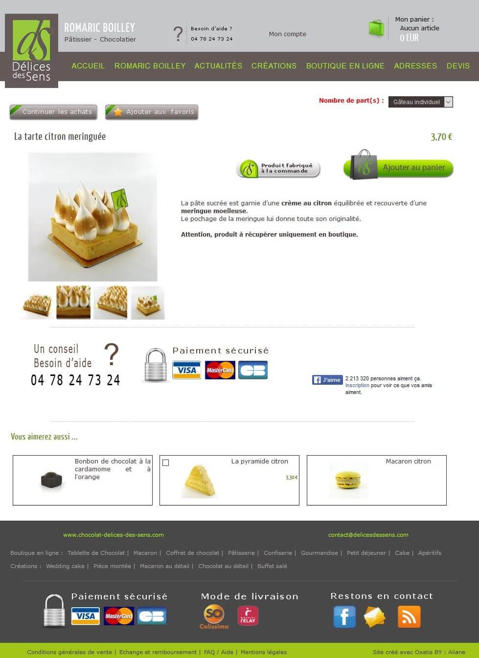 Création site e commerce vente en ligne pas cher commercant