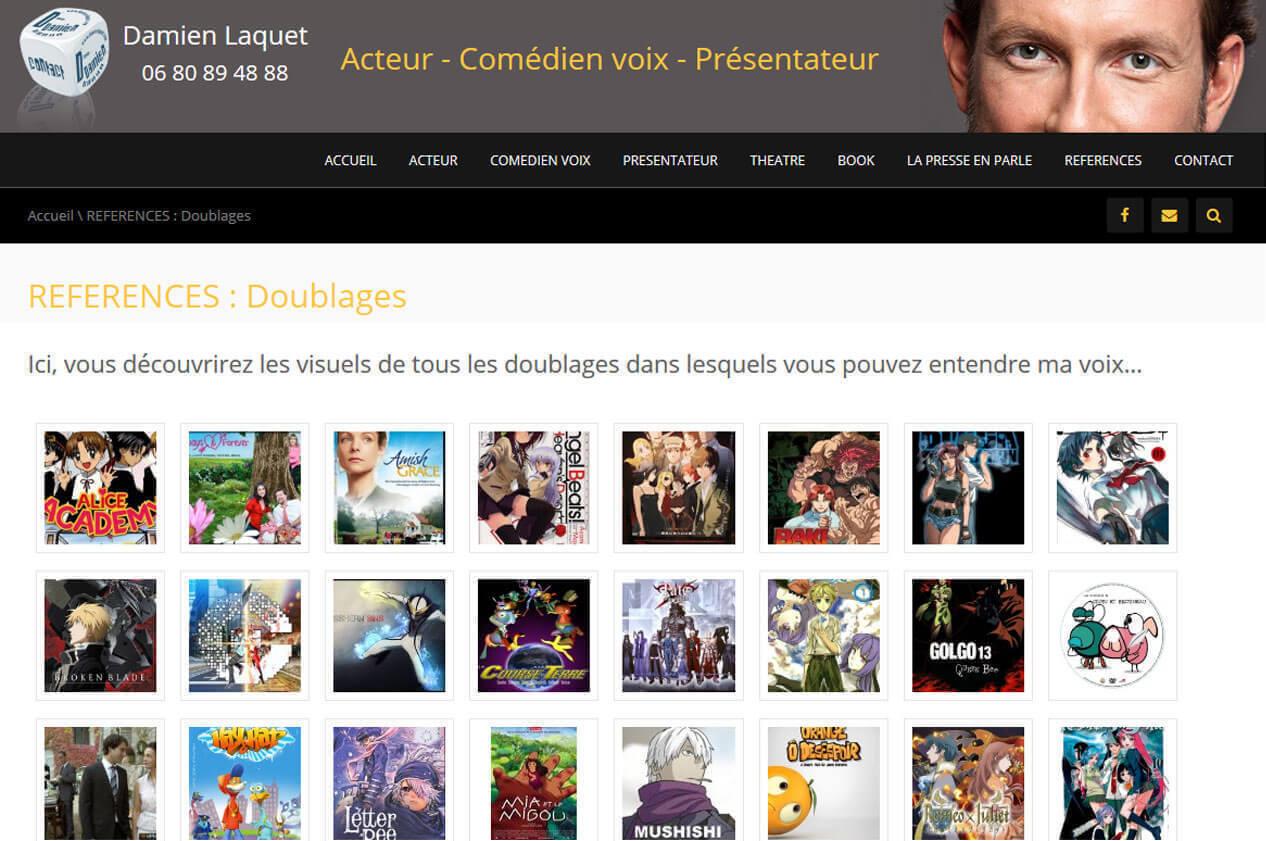 Création site internet vitrine LYON